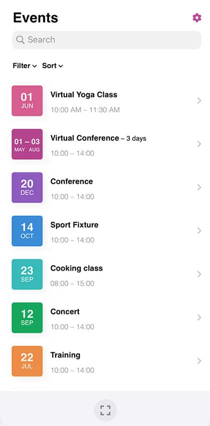 fe-app-events